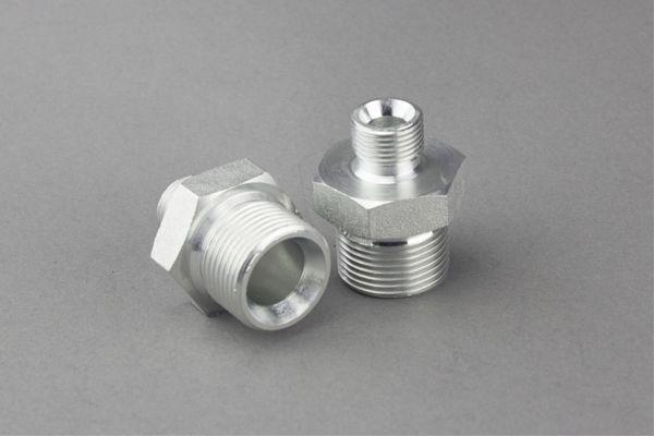 O-ring-përballen-Adapter-lidhës